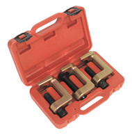 Sealey VS3800 Ball Joint Splitter Set 3pc