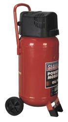 Sealey SAC05020 Compressor 50ltr Belt Drive 2hp Oil Free
