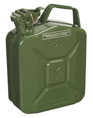 Sealey JC5MG Jerry Can 5ltr - Green