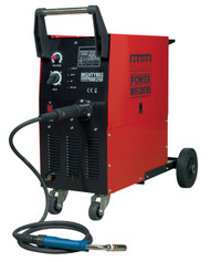 Sealey MIGHTYMIG250 Professional Gas/No-Gas MIG Welder 250Amp with Euro Torch