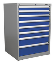 Sealey API7238 Cabinet Industrial 8 Drawer