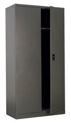 Sealey SC02 Floor Cabinet 6 Shelf plus Hanging Rail 2 Door