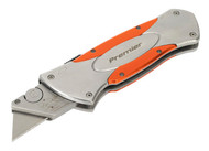 Sealey PK19 Retractable Utility Knife Quick Change Blade Heavy-Duty