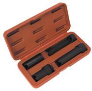Sealey VS2061 Diesel Injector Socket Set 4pc - Commercial