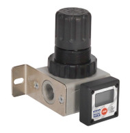 "Sealey SA406R Professional Air Regulator with Digital Gauge 1/2""BSP"