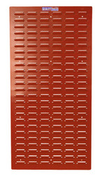 Sealey TPS7V Steel Louvre Panel 500 x 1000mm Pack of 2