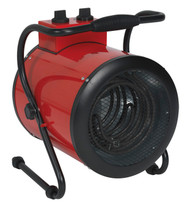 Sealey EH5001 Industrial Fan Heater 5kW 415V 3ph
