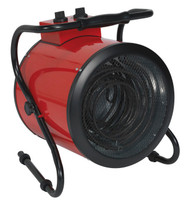 Sealey EH9001 Industrial Fan Heater 9kW 415V 3ph
