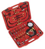 Sealey VSE212 Fuel Injection Pressure Test Kit