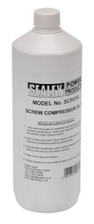 Sealey SCPO1S Screw Compressor Oil 1ltr
