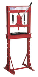 Sealey YK10ECF Hydraulic Press 10tonne Economy Floor Type