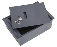 Sealey SKFS01 Key Lock Floor Safe 260 x 400 x 140mm