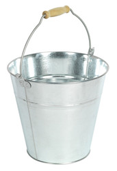 Sealey BM10 Bucket 14ltr - Galvanized