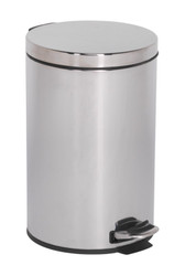Sealey BM70 Pedal Bin 12ltr Stainless Steel
