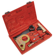 Sealey VSE5086 Diesel Engine Setting/Locking Kit - Renault, Nissan, Vauxhall/Opel 2.0, 2.3 dCi, CDTi-M9R/M9T - Chain Drive