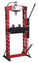 Sealey YK20FFP Hydraulic Press Premier 20tonne Floor Type with Foot Pedal