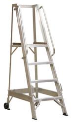 Sealey WS6 Warehouse Steps 6-Tread