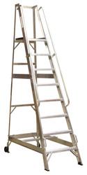 Sealey WS11 Warehouse Steps 11-Tread