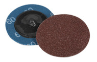 Sealey PTCQC5060 Quick Change Sanding Disc åø50mm 60Grit Pack of 10