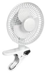 """Sealey SCF8W Clip-On Fan 2-Speed 8"""" 230V"""