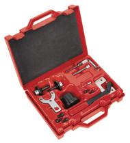Sealey VS5080 Diesel Engine Timing Overhaul Kit - Alfa Romeo, Fiat, Ford, Lancia, Suzuki, Vauxhall/Opel 1.3 JTD/CDTi/DDiS/TDCi - Chain Drive