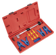 Sealey VS0558 Fuel Line Clamp & Stopper Kit 12pc