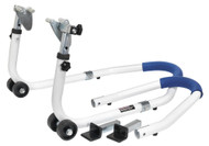 Sealey RPS5 Motorcycle Height Adjustable Front/Rear Combination Stand