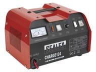 Sealey CHARGE124 Battery Charger 28Amp 12/24V 230V