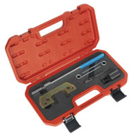 Sealey VSE5522 Diesel Engine Setting/Locking Kit - BMW, Land Rover, Vauxhall/Opel M41/M51 - Chain Drive