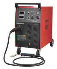 Sealey POWERMIG3530 Professional MIG Welder 300Amp 415V with Binzelå¬ Euro Torch