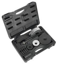 Sealey VS7027 Front Wheel Bearing GEN2 Removal/Installation Kit 62mm