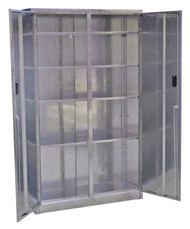 Sealey GSC110385 Galvanized Steel Floor Cabinet 5 Shelf Extra-Wide