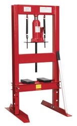 Sealey YK6ECB Hydraulic Press 6tonne Economy Bench Type