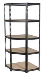 Sealey AP7150C Corner Racking Unit 5 Level 150kg Capacity Per Level