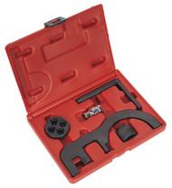 Sealey VSE6121 Diesel Engine Setting/Locking Kit - BMW, BMW Mini N47/N57 1.6D, 2.0D, 3.0D - Chain Drive