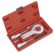 Sealey VSE5886A Diesel Engine Setting/Locking Kit - Vauxhall/Opel, Saab 1.9D CDTi/TiD/TTiD, 2.0D CDTi - Belt Drive