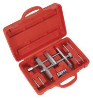 Sealey VS954 Wheel Bearing Lock Nut Tool Adjustable