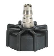 Sealey VS820SA Brake Reservoir Cap 42mm - Straight Connector for VS820