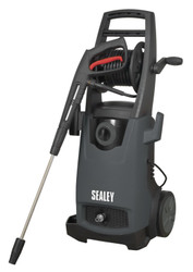 Sealey PW2500 Pressure Washer 170bar with TSS & Rotablast Nozzle 230V