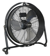 "Sealey HVF20S Industrial High Velocity Orbital Drum Fan 20"" 230V"