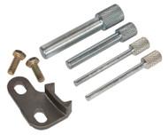 Sealey VSE6155 Diesel Engine Setting/Locking Kit - BMW, Citroen, Ford, Peugeot, Volvo 1.4D, 1.5D, 1.6D - Chain in Head - Belt Drive