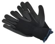 Sealey SSP62L Nitrile Foam Palm Gloves - Large
