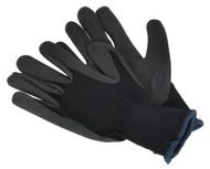 Sealey SSP62XL Nitrile Foam Palm Gloves - X-Large