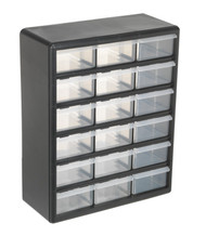 Sealey APDC18 Cabinet Box 18 Drawer
