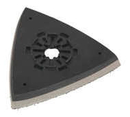 Sealey SMTA6 Multi-Tool 75mm Triangle Backing Pad