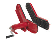 Sealey WCR01 Wheel Clamp Upgrade for Motorcycle Lifts