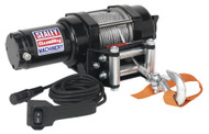Sealey ATV1135 ATV/Quad Recovery Winch 1135kg Line Pull 12V