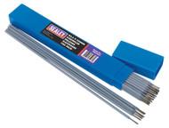 Sealey WED1025 Welding Electrodes Dissimilar åø2.5 x 350mm 1kg Pack