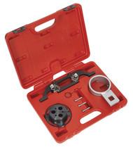 Sealey VSE5875 Petrol Engine Setting/Locking & Coolant Pump Kit - Vauxhall/Opel, Fiat 2.2 16v - Chain Drive