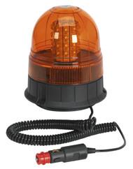 Sealey WB954LED Warning Beacon 40 LED 12/24V Magnetic Base